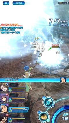 SOA戦闘画面