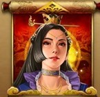 文昭皇后の牌