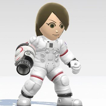 宇宙飛行士のふく