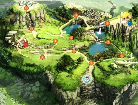 森丘マップ