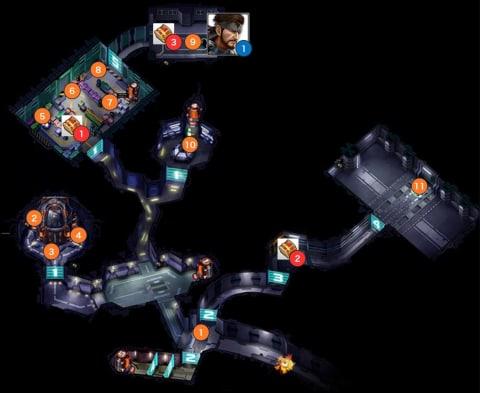 基地マップ