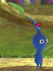 青ピクミン