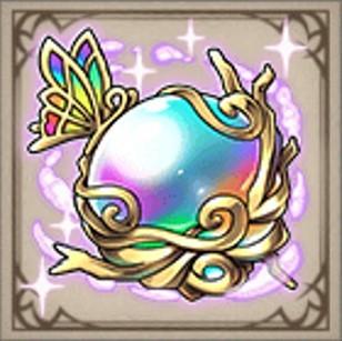 極彩色の宝玉