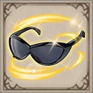 ミサトのサングラス