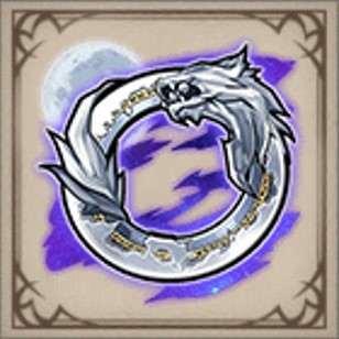 白狼の戦月輪