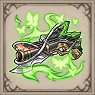 灯蛾の銃剣