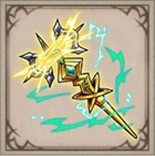 廻雷の儀杖