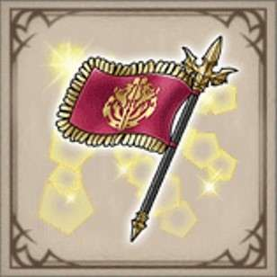 アインズ・ウール・ゴウンの旗