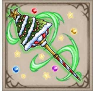 聖祝のツリーロッド