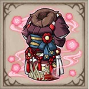 ケルベロスの新春和装