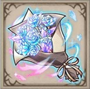 輝く奇跡の花束