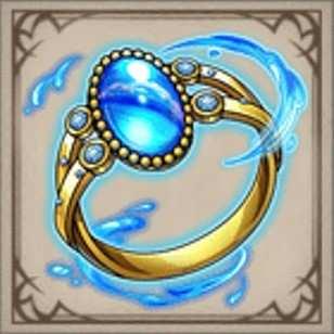 海辺の指輪