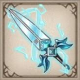 戦乙女ミクの宝剣