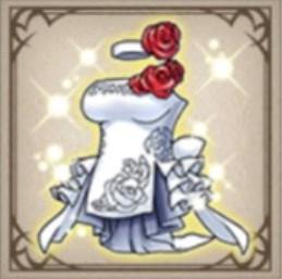 聖女のウェディングドレス