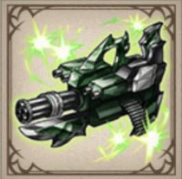 ノルディシアの覇銃