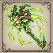 樹王の杖の評価とスキル