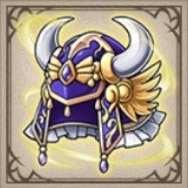 青騎士の兜