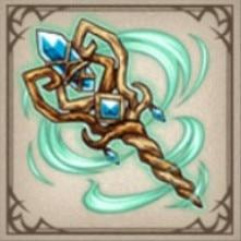 古代樹の大杖
