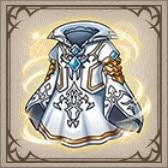 白銀の魔導着