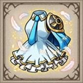 女王のダズリング・ドレス