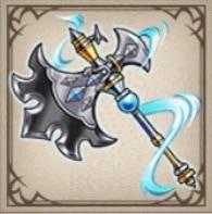 真女神の戦斧