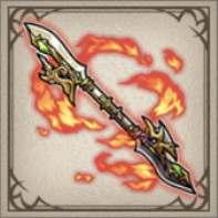 アスカの双刃薙刀