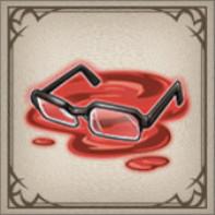 ゲンドウのメガネ