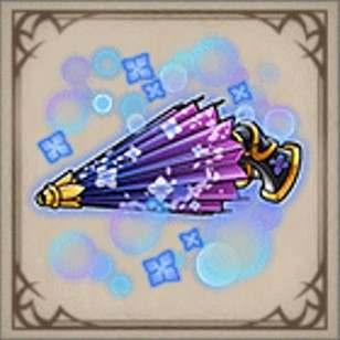 紫陽花の蒼銃