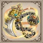 天聖の鎖鎌アイコン