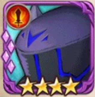 魔のゴーレム紫4