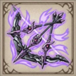 邪神の闇弓 アイコン