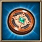 探検家のラッキーコイン アイコン