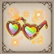 灼熱のサングラス