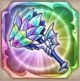 煌晶竜の槌