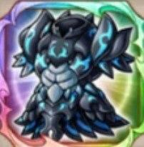 漆黒竜の鎧
