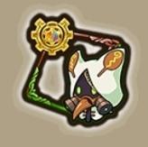 ジーニルのフレーム(武勇)