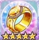 メダルのルーンリング星5