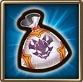 魔神竜の袋(銀)