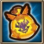 魔神竜の袋(金)